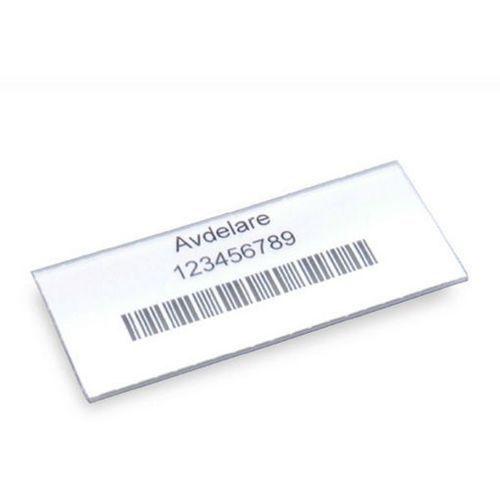 Etykiety,do skrzynki regałowej, wys. 30 mm