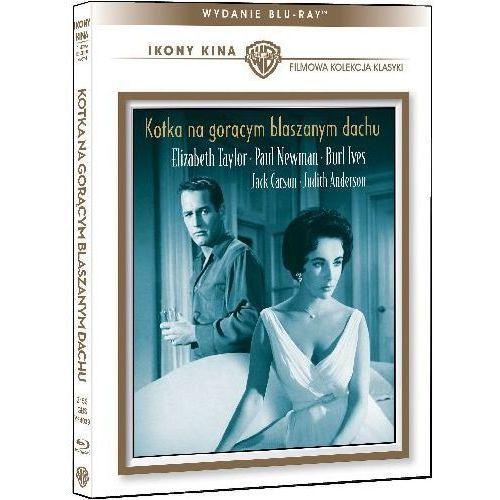 Kotka na gorącym blaszanym dachu (Blu-Ray) - Richard Brooks (7321999340391)