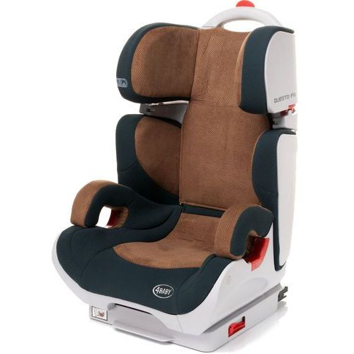4baby fotelik questo-fix, brown