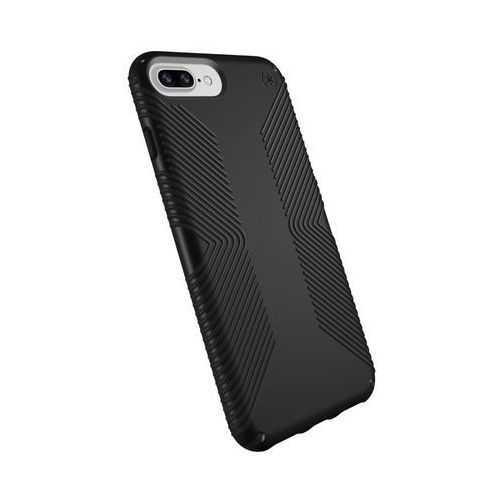 Speck Presidio Grip Etui Obudowa iPhone 8 Plus / 7 Plus / 6S Plus / 6 Plus (Black/Black)