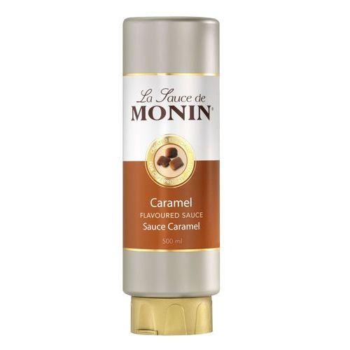 Oryginalny Sos Monin karmelowy 0,5l, 904001