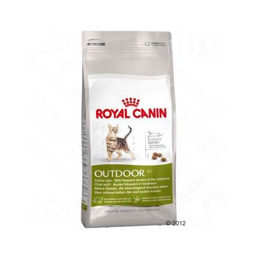 Royal canin outdoor30 400g. Najniższe ceny, najlepsze promocje w sklepach, opinie.