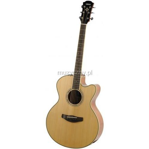 Yamaha cpx iii 500 natural gitara elektroakustyczna