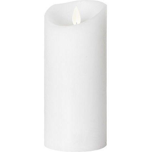 Świeca led biała 17 cm marki Broste copenhagen