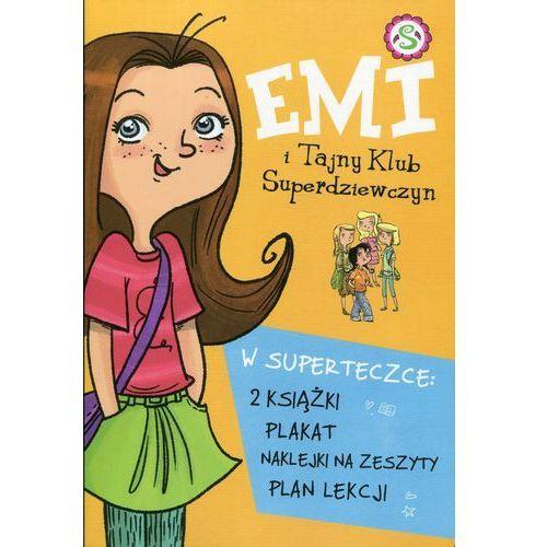 Emi i Tajny Klub Superdziewczyn. Pakiet dla superd - Jeśli zamówisz do 14:00, wyślemy tego samego dnia. Darmowa dostawa, już od 99,99 zł.. Tanie oferty ze sklepów i opinie.