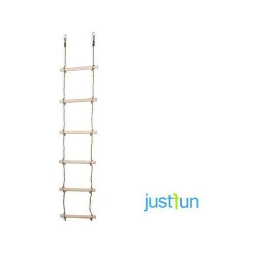 Drabinka sześciostopniowa marki Just fun