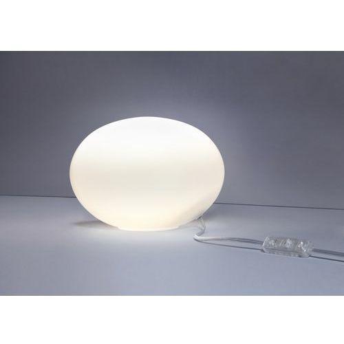 Lampa stołowa Nowodvorski Nuage 7021 lampka 1x60W E27 biała