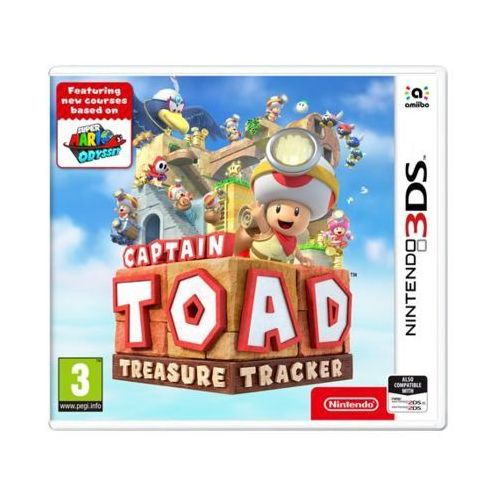 Gra 3DS Captain Toad: Treasure Tracker (0045496477691)