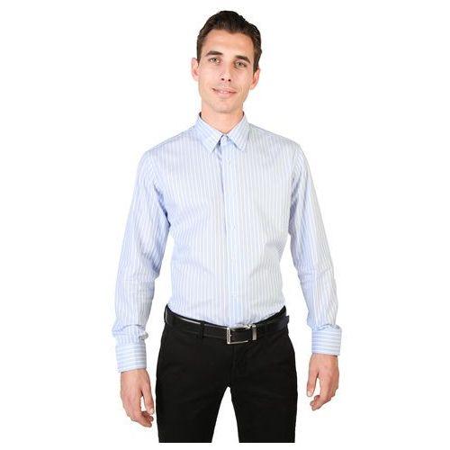 Koszula męska - s399pisa5501-16, Trussardi