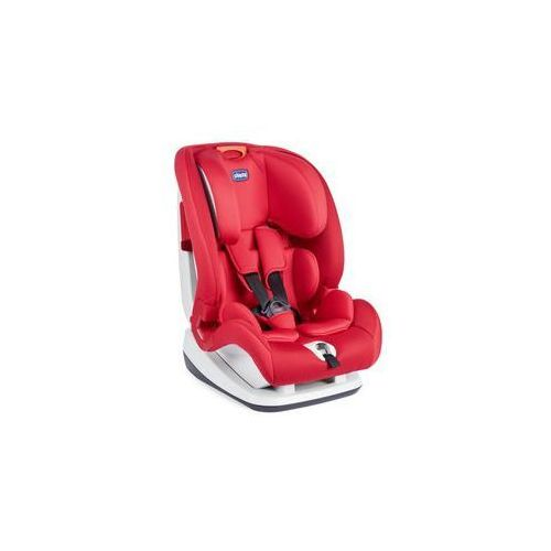 Chicco Fotelik samochodowy youniverse 1-2-3 9-36kg (red)