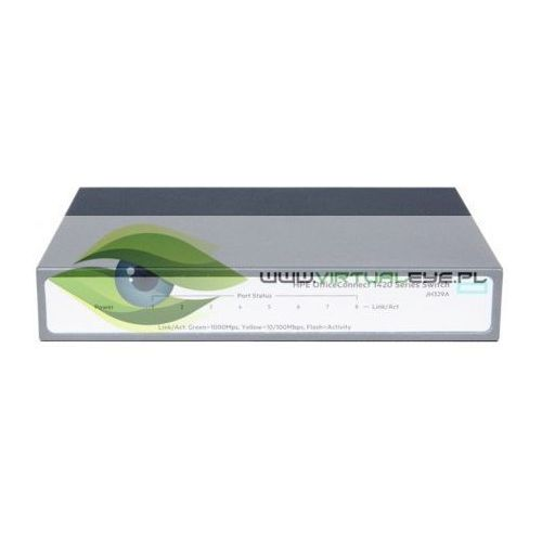 Hewlett packard enterprise 1420 8g switch jh329a