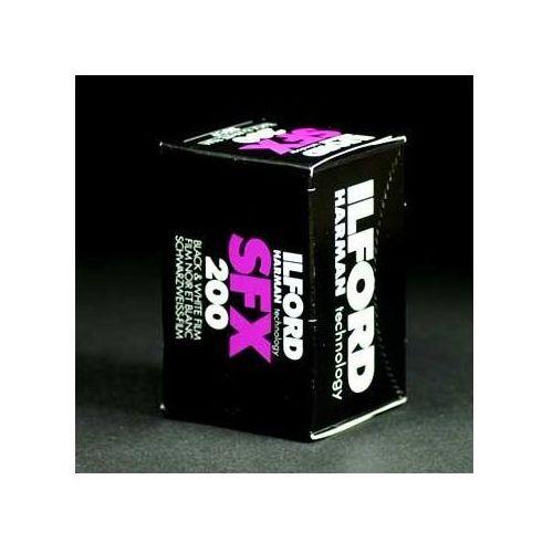 Ilford SFX 200/36 135 IR negatyw cz/b