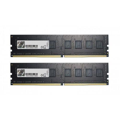 Pamięć G.Skill Value DDR4, 2x8GB, 2400MHz, CL15 (F4-2400C15D-16GNS) Darmowy odbiór w 21 miastach!
