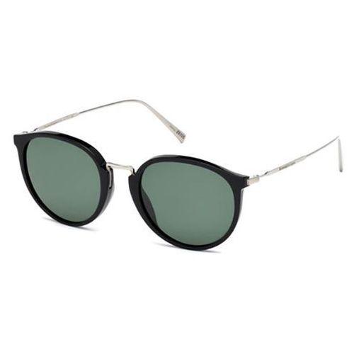 Okulary słoneczne ez0048 polarized 01r marki Ermenegildo zegna