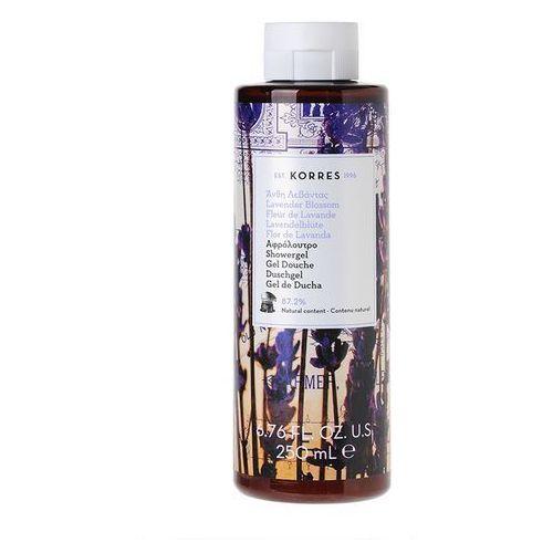 Lavender Blossom - Żel pod prysznic o zapachu kwiatu lawendy, 5203069063381