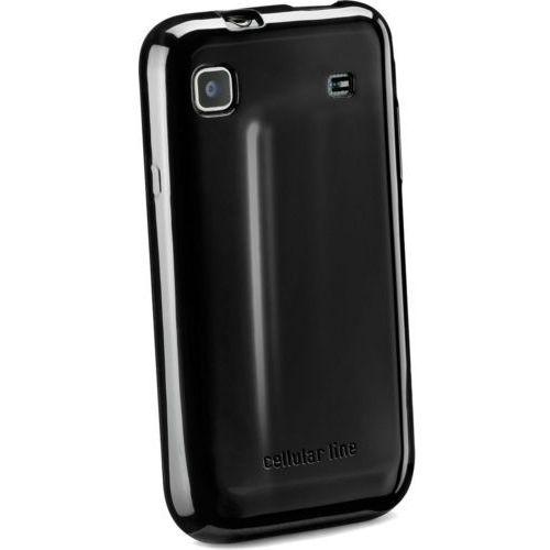 CELLULAR LINE Shocking Etui Samsung Galaxy S I9000 czarne, CSHCKI9000BK