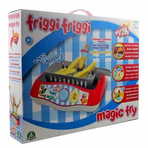 Tm-toys Magiczny zestaw kuchenny friggi friggi światło i dźwięk rekl