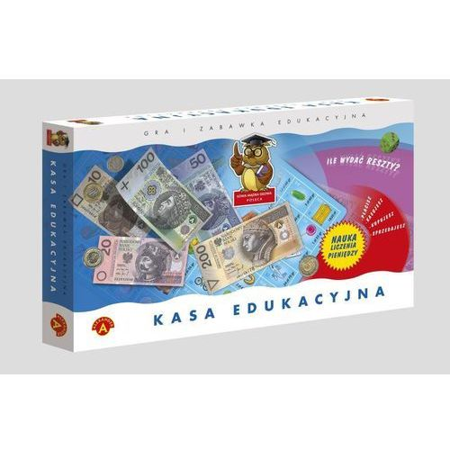 Kasa edukacyjna - Alexander (5906018004274)