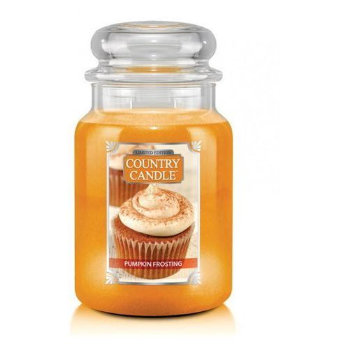 Kringle candle Country candle świeca pumpkin frosting 680g