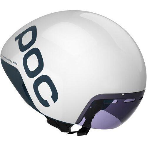 cerebel kask rowerowy biały m | 54-60cm 2018 kaski rowerowe marki Poc