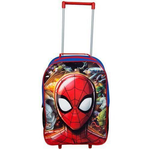 Plecak na kółkach spiderman marki Sambro