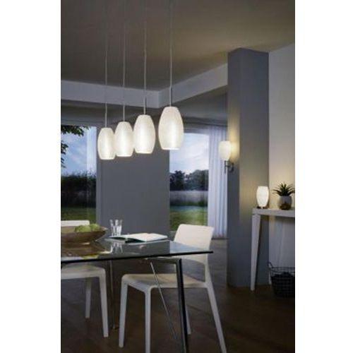 batista 3 lampa wisząca led nikiel matowy, 4-punktowe - - obszar wewnętrzny - 3 - czas dostawy: od 10-14 dni roboczych marki Eglo