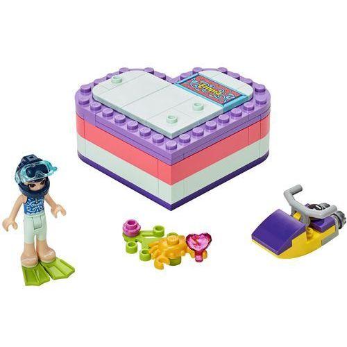 Lego klocki friends pudełko przyjaźni emmy 41385 - darmowa dostawa od 199 zł!!! marki Lego polska