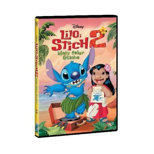 Galapagos Lilo i stich 2: mały feler sticha (dvd)
