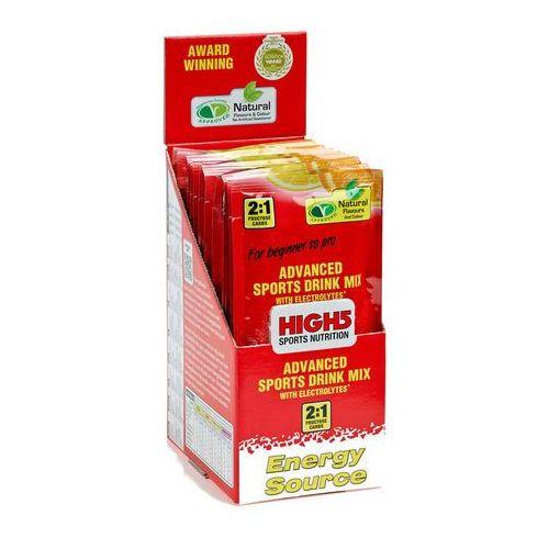 High5 EnergySource Żywność dla sportowców Orange 12 x 47g żółty/czerwony 2018 Zestawy i multipaki