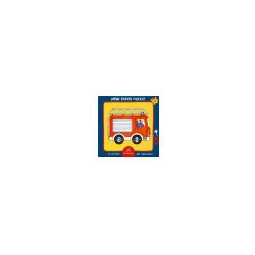 Puzzle w ramce - Wóz strażacki (4029753144515)