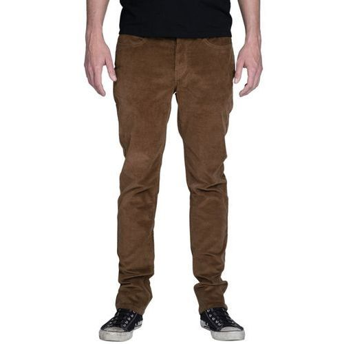 Spodnie - bots k slim 5 pocket medium brown (mbn) rozmiar: 30 marki Krew
