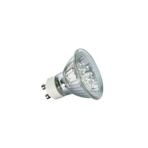 LED żarówka 1W GU10 230V ciepła barwa z kategorii Żarówki LED