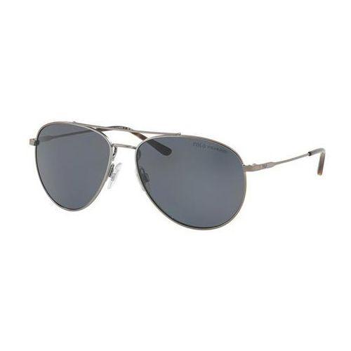 Okulary Słoneczne Polo Ralph Lauren PH3111 Polarized 933081