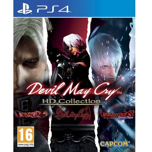 OKAZJA - Devil May Cry HD Collection (PS4)