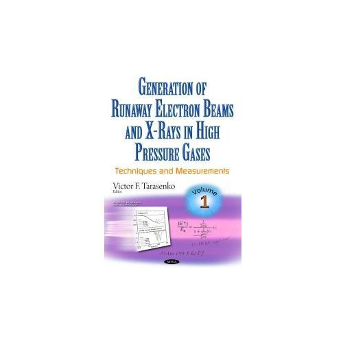 Generation of Runaway Electron Beams X-Rays in High Pressure Gases