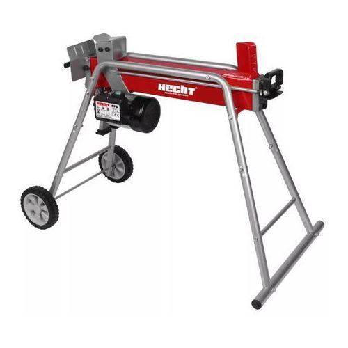 Hecht czechy Hecht 676 łuparka do drewna hydrauliczna elektryczna pozioma rębak nacisk 7 ton (8595614920070)
