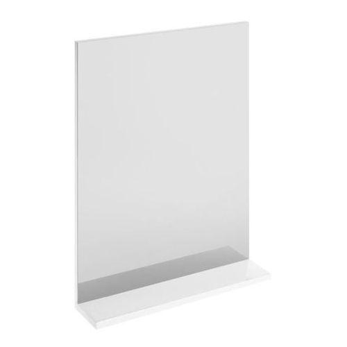 lustro z półką melar, białe marki Cersanit