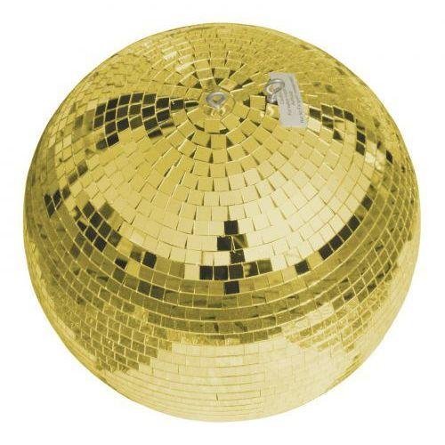 złota kula lustrzana 30cm marki Eurolite
