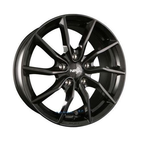 nb1 (adv11) black einteilig 8.50 x 18 et 30 marki Nb wheels