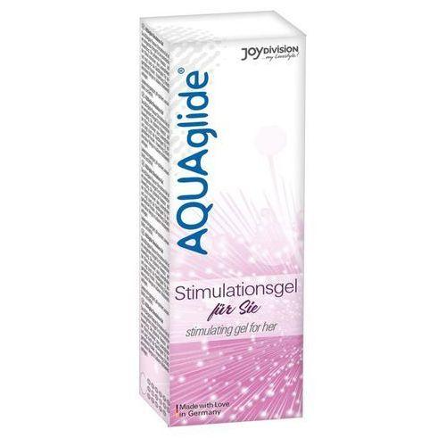 Joydivision (ge) Żel stymulujący aquaglide dla niej 25 ml | 100% dyskrecji | bezpieczne zakupy (4028403117961)