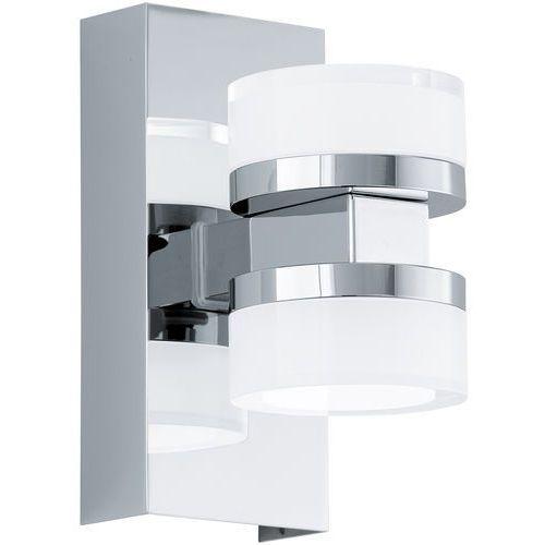 Kinkiet Eglo Romendo 94651 lampa oprawa ścienna 2x4,5W LED IP44 chrom (9002759946517)