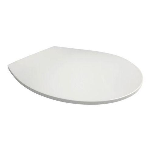 Deska WC Provall z duroplastu wolnoopadająca biała, 541061