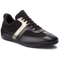 Sneakersy collection - v900677 vm00359 v657 black/black/black/oro, Versace, 40-46