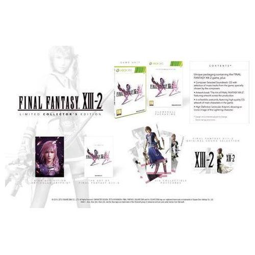OKAZJA - Final Fantasy 13-2 (Xbox 360)