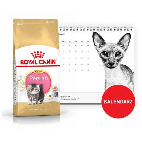 ROYAL CANIN Persian Kitten 2kg + Kalendarz 2018