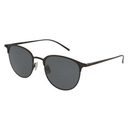 Okulary słoneczne sl 148t polarized 001 marki Saint laurent