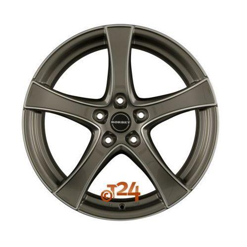 Borbet Felga aluminiowa f2 18 7,5 5x112 - kup dziś, zapłać za 30 dni