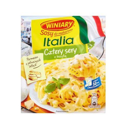 WINIARY 45g Italia 4 sery Bazylia