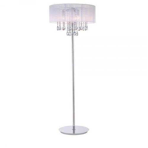 Lampa podłogowa essence biała - bzl, mfm9262/3p wh marki Italux