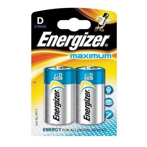 Bateria ENERGIZER Maxim R20/D (2 szt.) (7638900297539)